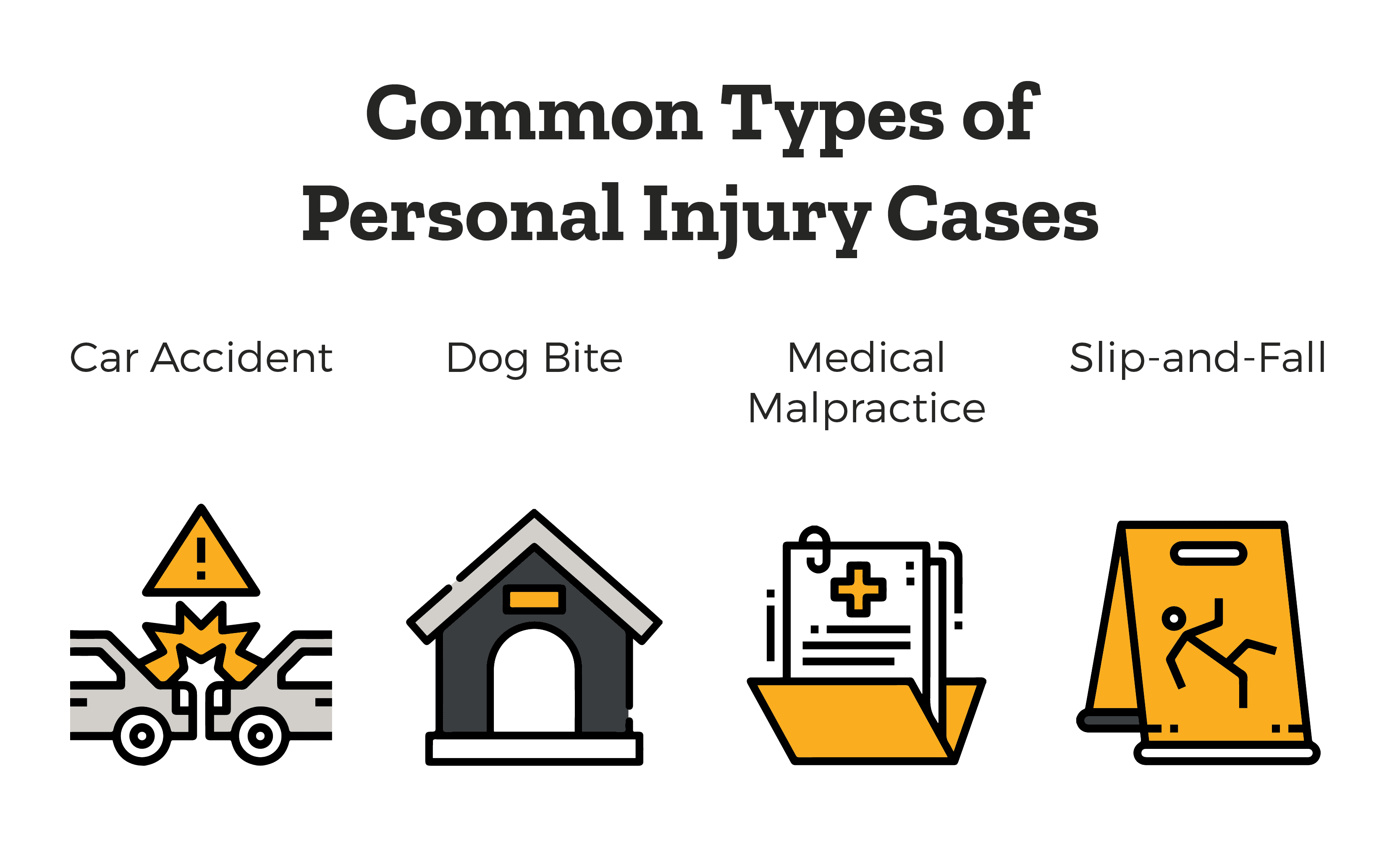 types-of-personal-injury-cases